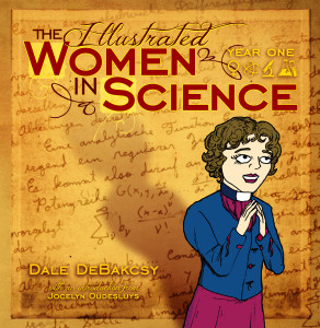 Read about some real female super heroes at Women In Science!